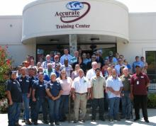 OWEA Lunch and Learn meeting at Accurate Training Center in Stillwater