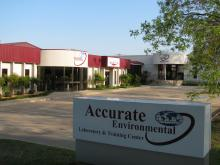 Accurate Labs and Training Center headquarters - Stillwater, OK